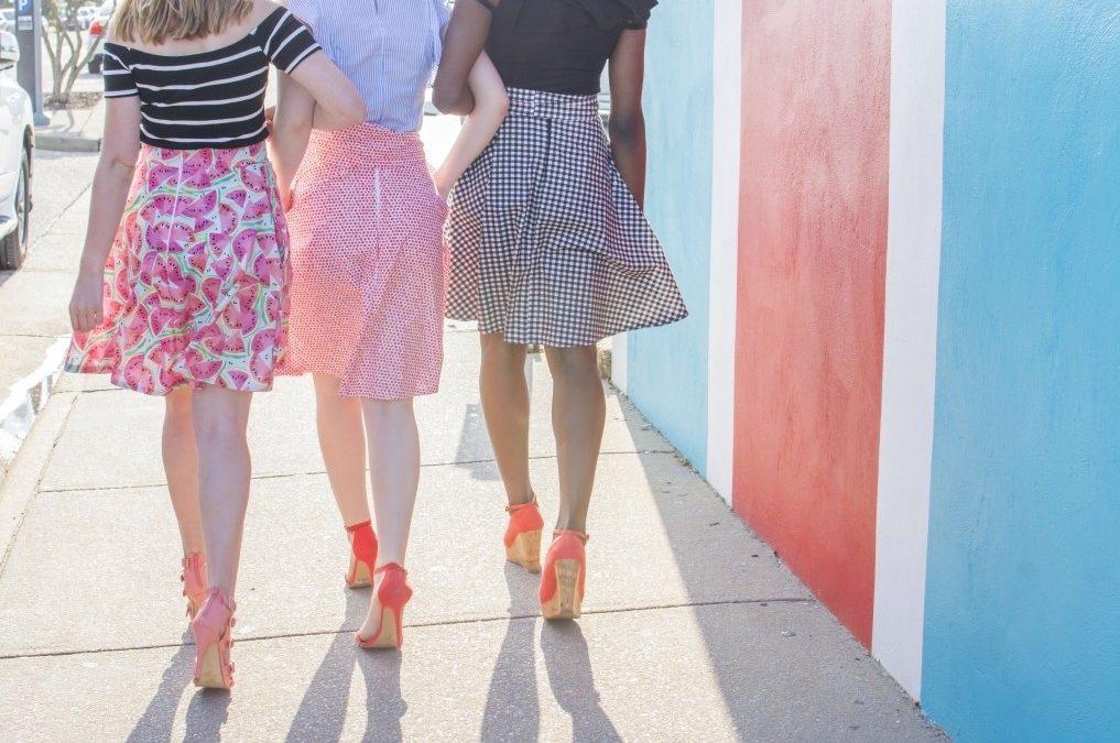 Est-ce que les jupes made in france sont tendances ou hasbeen ?
